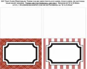 blank food label template 6 best images of free printable label templates