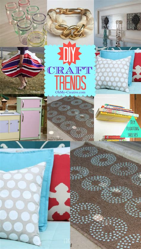 home decor diy trends diy craft trends style for you and the home