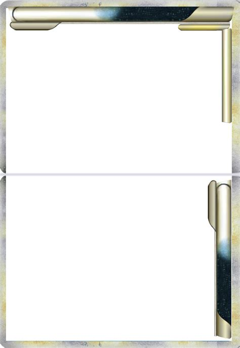 Legendary Card Gimp Template by Untextured Legend Line Card Blank By The