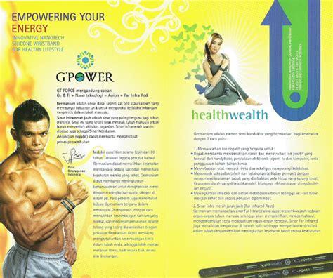 Terapi Karet Gelang talitha chan gelang g power