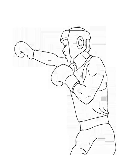 Free Boxing Glove Coloring Pages Sketch Coloring Page Boxing Gloves Coloring Pages