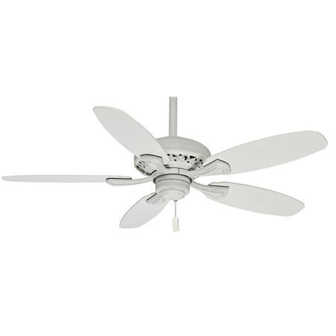 cottage ceiling fan casablanca fordham 44 quot cottage white ceiling fan at menards 174