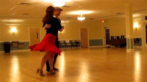 balboa swing dance balboa dance demo youtube