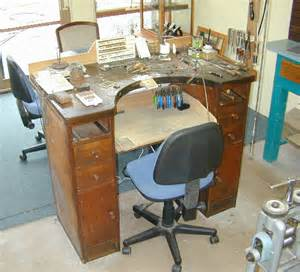 jewelry work bench woodwork a jewellers bench pdf plans