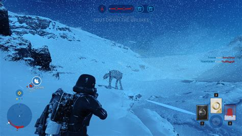 star wars battlefront twilight 1780893655 new hoth quot twilight quot map video images star wars battlefront