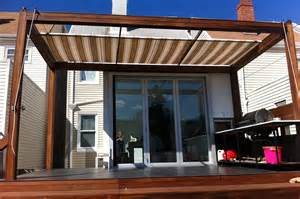 retractable deck awnings retractable patio awning retractable patio awnings litra