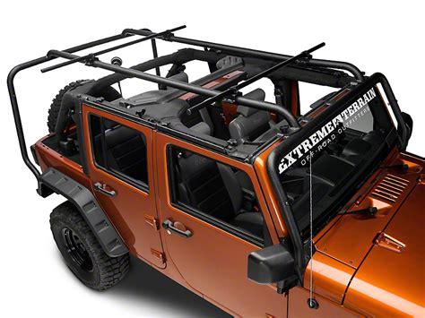 rugged ridge rack rugged ridge wrangler sherpa roof rack kit 11703 22 07 17 wrangler jk 4 door free shipping