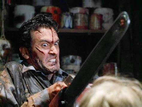 film ash vs evil dead sam raimi s evil dead series ash vs evil dead picked up