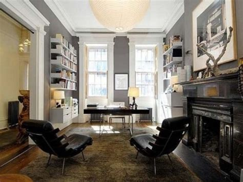 17 best ideas about masculine home offices on pinterest 33 stylish and dramatic masculine home office design ideas