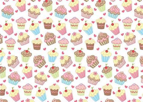 hd cupcake pattern emilaaa