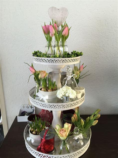 drijfkaarsen bloemen kopen etagere met dienbladen en kaarsenstandaard van de action