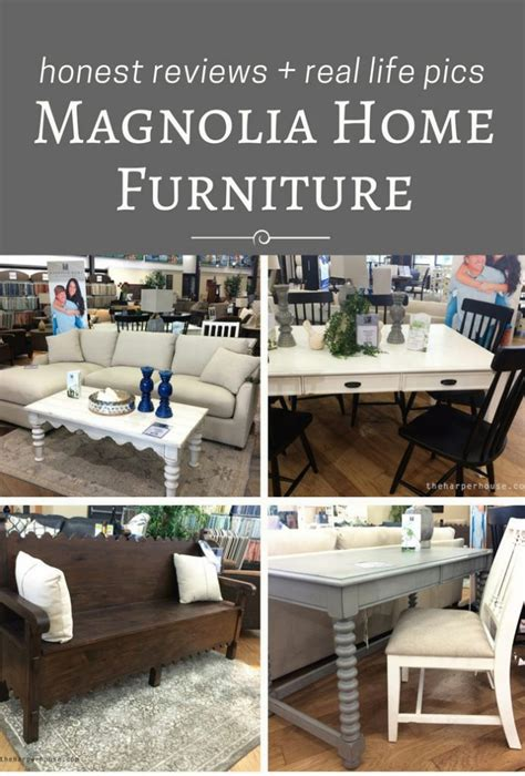 life home furniture magnolia home furniture real life opinions the harper