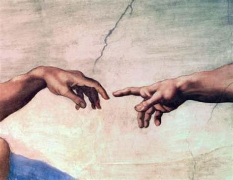 Sistine Chapel Ceiling Adam And by The Helpful How To Draw