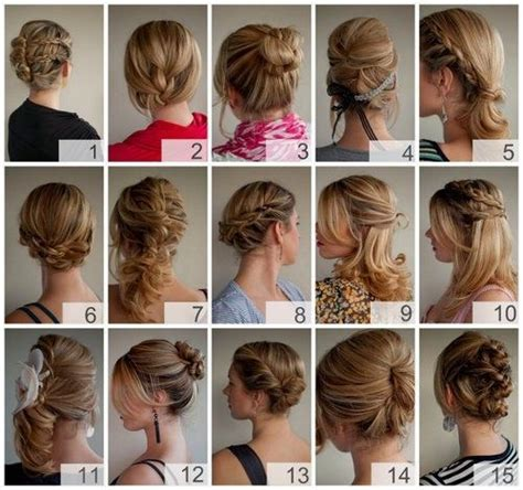 nice hairdos for the summer so its time again for the summer and your looking to
