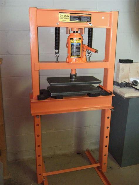 6 ton a frame bench shop press 6 ton a frame bench shop press home design inspirations
