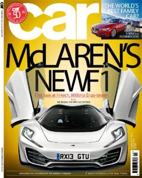 Car Magazine   Unique Magazines Blog