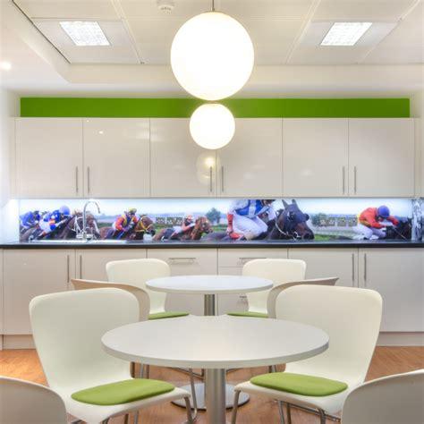 office design fit  refurbishment uk business interiors