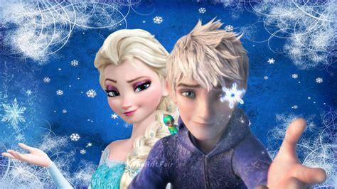 film elsa i jack jelsa wallpaper elsa jack frost photo 36297478 fanpop