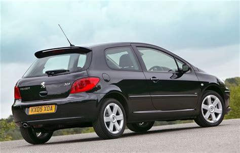 pejo car peugeot 307 2001 car review honest