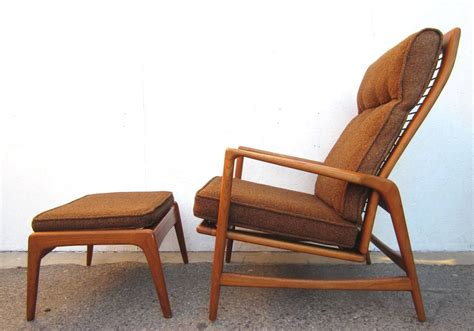 Mid Century Lounge Chair And Ottoman 1950 Mid Century Modern Lounge Chair And Ottoman
