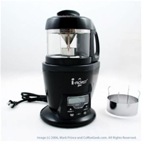 coffeegeek iroast 2 home coffee roaster