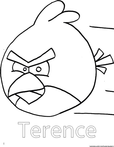 angry birds ice bird coloring pages angry birds coloring pages