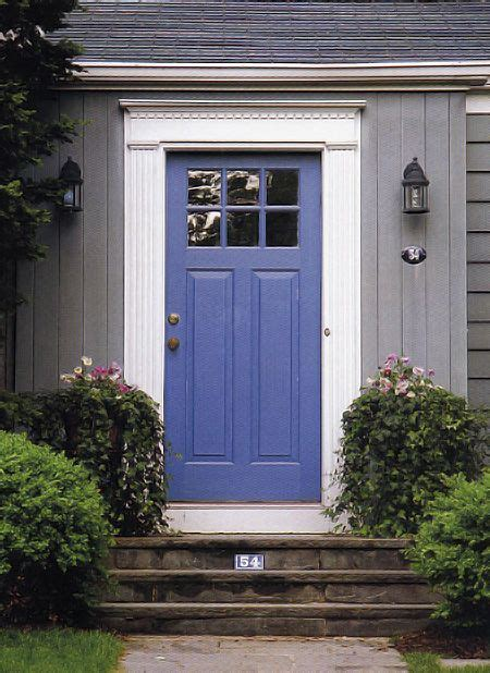 front door blue great paint for doors blue doors summer and grey
