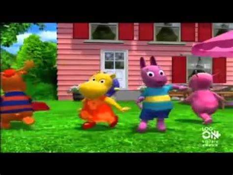 Backyardigans Live Ending The Backyardigans And Uniqua Sing Auniqua Doovi