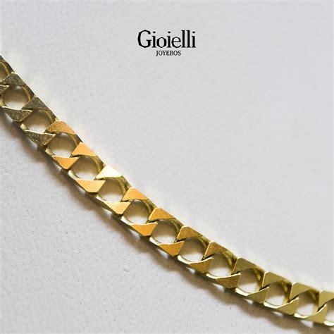 cadena savannah 60 215 0 35cm - Cadena Oro Martillada