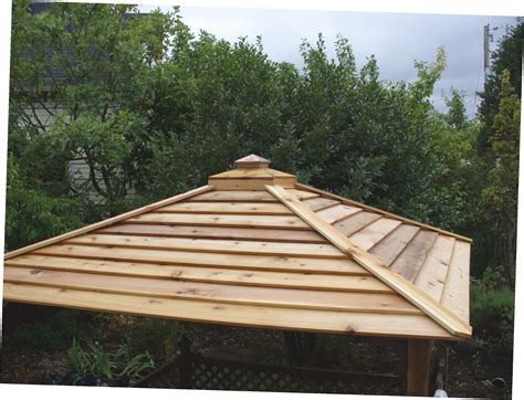 gazebo roof gazebo roof cap gazebo ideas