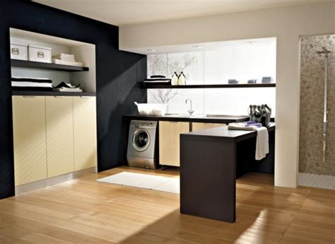 Modern Laundry Room Decor Modern Laundry Room Design And Furniture From Idea Digsdigs