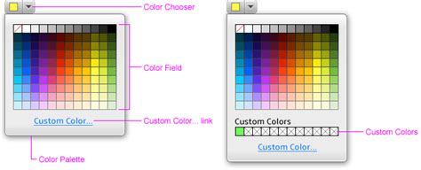 colorpicker user experience documentation openjfx openjdk wiki