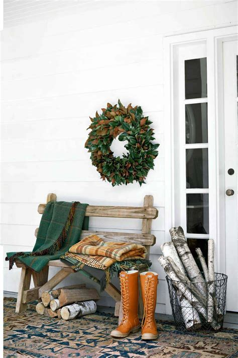 Outdoor Yard Decorating Ideas 46 Of The Coziest Ways To Decorate Your Outdoor Spaces For Fall