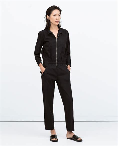 Zara Combi combinaison pantalon zara combi pantalon poup 233 es de chiffons