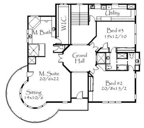 Victorian House Layout by Tiny Victorian House Plans Victorian House Floor Plans