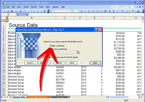 How To Create A Pivot Table In Excel 2010 by 3 Easy Ways To Create Pivot Tables In Excel With Pictures