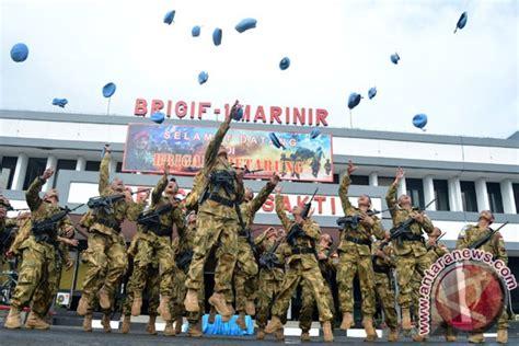 Sinensa Di Surabaya satgas kontingen garuda sudan tiba di surabaya antara news