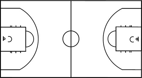 outdoor basketball court template great basketball court template pictures basketball