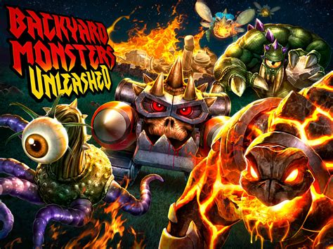 backyard monsters unleashed backyard monsters unleashed apps 148apps