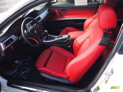 bmw red interior bmw 3 series red leather interior images