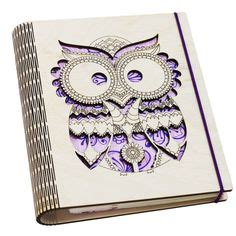 notebook owls on purple cover blank notebook sketch drawing book 8 5 x 11 paper unlined notebook journal 100 pages books owl silhouette by rmgcrafts on etsy etsy mall