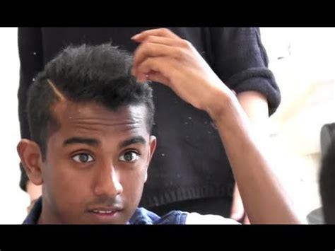 Men's Short Hair Tutorial   How To Style & Straighten