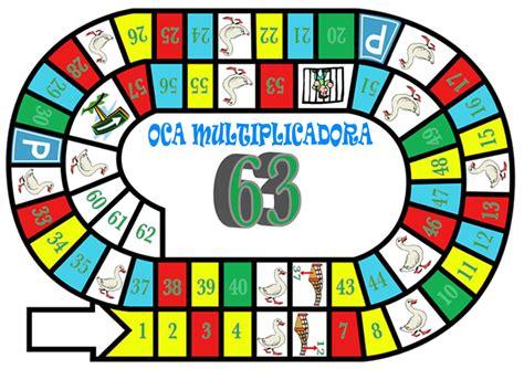 imagenes png para juegos juego de la oca multiplicadora