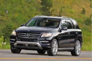 Mercedes Ml350 Used Mercedes Four Cylinder Diesel M Class A Possibility
