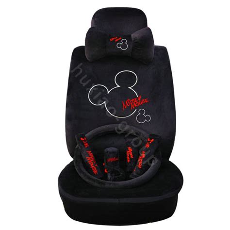 mickey mouse car seat covers buy wholesale mickey mouse plush fabrics car seat covers