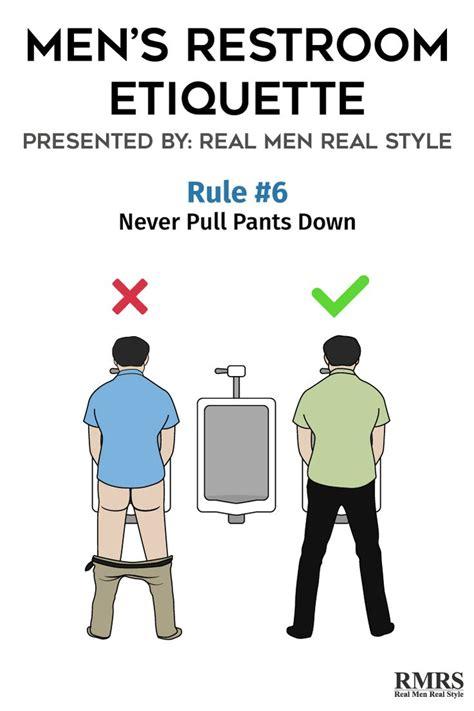 men bathroom rules 105 best etiquette images on pinterest etiquette art of