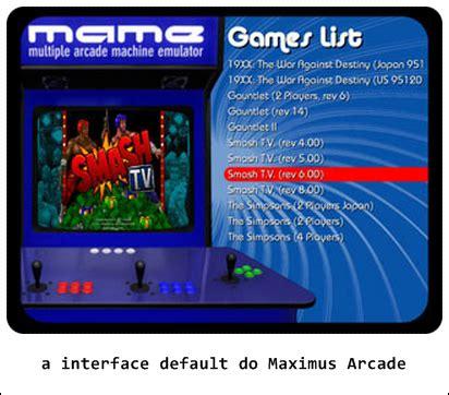 theme editor maximus shugames tutorial maximus arcade front end