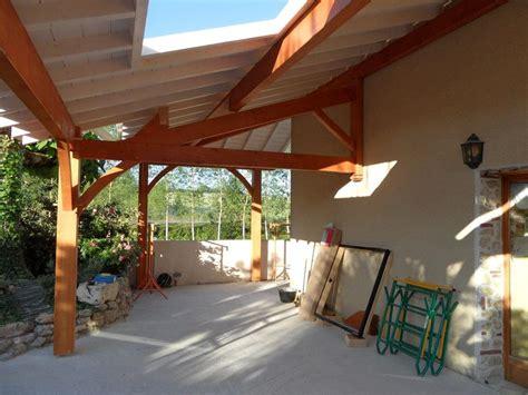 Comment Construire Une Terrasse Couverte 2967 by Terrasse Couverte Bois