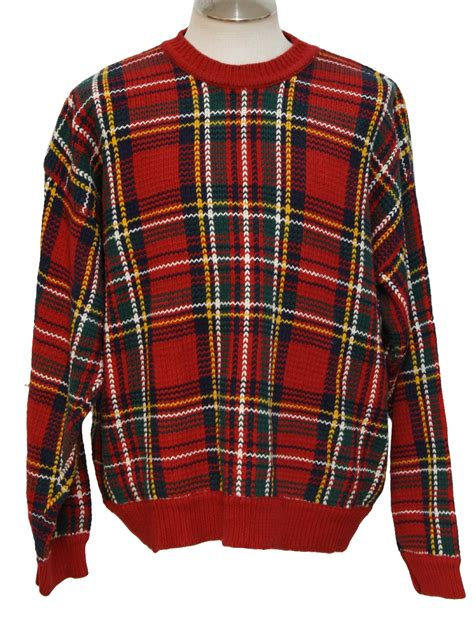 plaid sweater mens sweater patterns