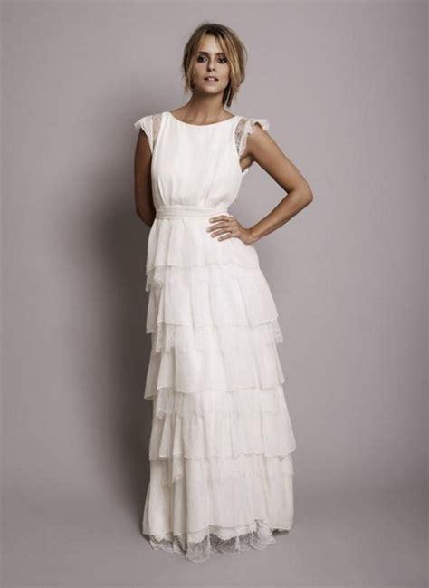 Robe Longue Pour Mariage Boheme - robe mariee boheme chic
